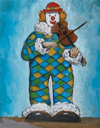 clown by gladys maccabe