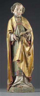 heiliger petrus by hans klocker