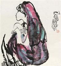 少女 by liu han