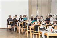 keep still (idiot ambition) (gilbert & george '71) by jonathan monk
