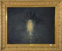 déesse de la lumière eon by léon louis dardenne