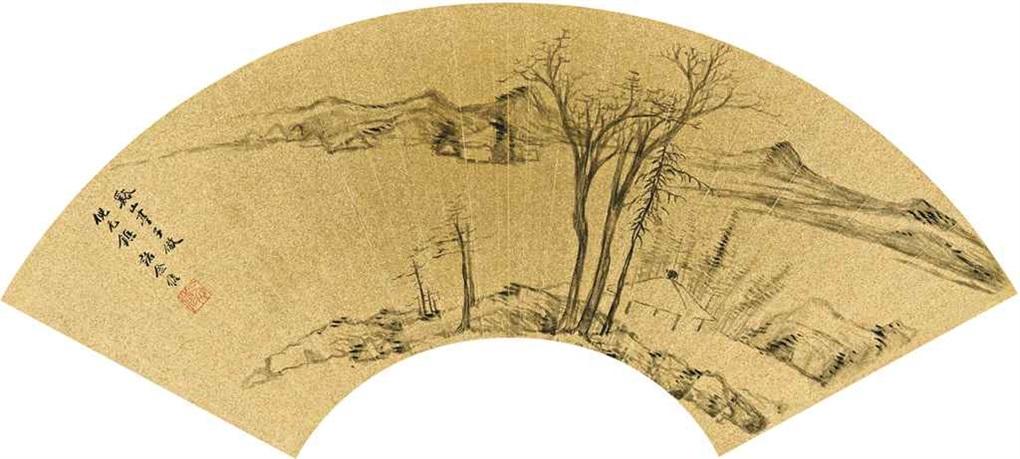 tranquility by zhu nianxiu