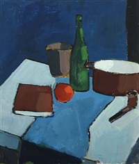 still life by knud laursen