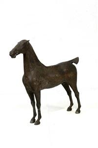 pferd by franz mikorey