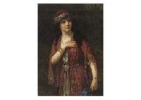 woman by abbey altson