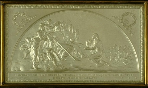 olymp engraved by giuseppe ferrari by andrea appiani