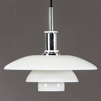 ph-4,5/4 pendant by poul henningsen