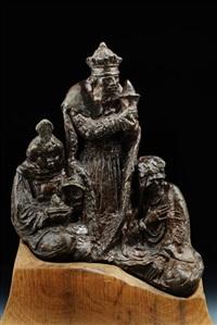die heiligen drei könige by franz leinberger
