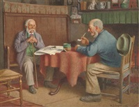 the pipe smokers by henry edward spernon tozer