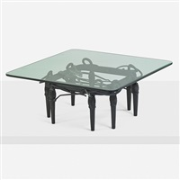 coffee table by albert paley