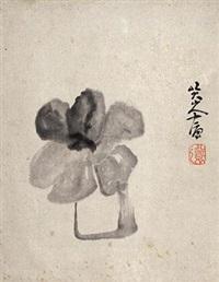 花图 by bada shanren