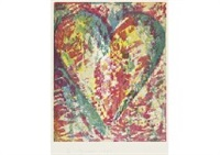 ginger and uni by jim dine