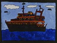 bateau by yves fleuri