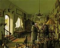 der antiquitätenhändler by vida gábor