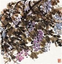 葡萄 by jiang baolin