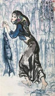 有鱼图 by liu han