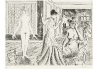 the room by paul delvaux