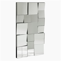 wall-hanging mirror by neal small