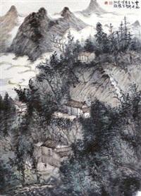 云林入冬 by liu shidong