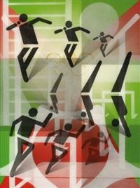 entwurf olympia by otl aicher