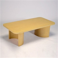 coffee table by gilbert rohde