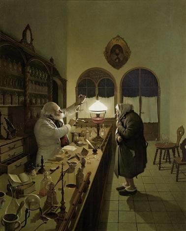 der apotheker by vida gábor