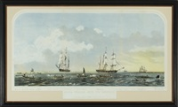 sperm whaling with its varieties by john henry bufford
