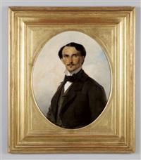 ritratto maschile by edoardo de albertis