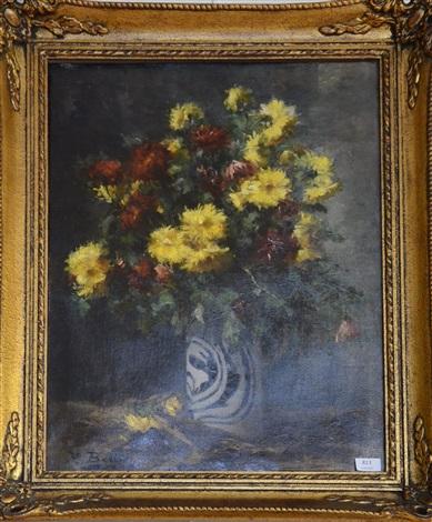 Peinture signée Hubert Bellis 70 x 50cm by Hubert Bellis on artnet