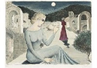 païolive by paul delvaux