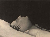 napoleon on his deathbed by denzil o. ibbetson