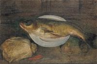 鱼 (fish) by li tiefu