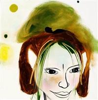hun kunne ikke lade være med at tænke på ham (she could not help thinking of him) by kathrine ærtebjerg