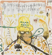 sunny-mummy-money by jonathan meese
