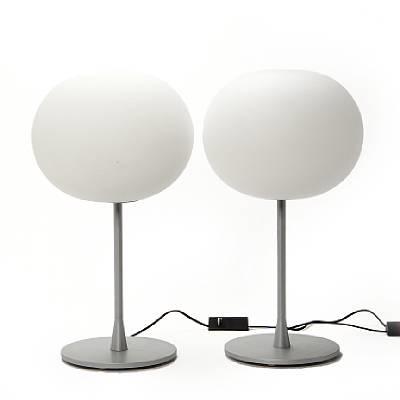 Glo Ball Table Lamps Model T 1 Pair By Jasper Morrison On Artnet