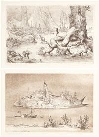 ratgeber für den umgang mit hexen (set of 9) (+ 10 others, 19 works) by casper walter rauh