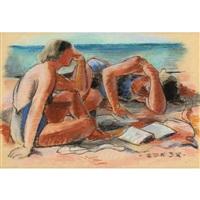 Sea Bathers