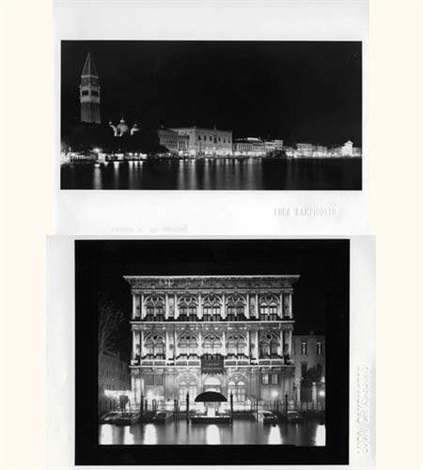 venise la nuit 40 works by luca campigotto