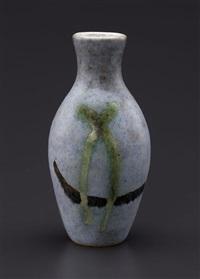 petit vase balustre by joan miró and josep llorens-artigas