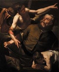 il sacrificio di isacco by gioacchino assereto