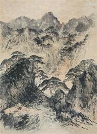 春山 by liu lusheng