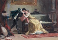 innamorati by giuseppe cassioli