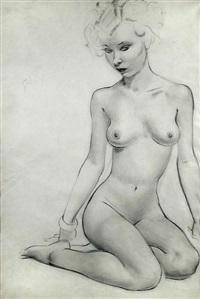 portrait of rosita by stephen ward