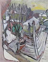 winterlandschaft by albert (lindegger) lindi