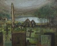 glendalough, co. wicklow by arthur armstrong