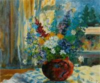 wiesenblumen auf der veranda by paul jung