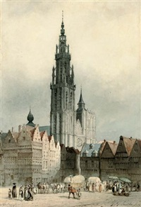 antwerp by jan geerard smits
