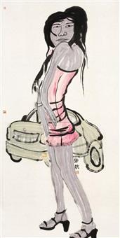 personage by xu hang