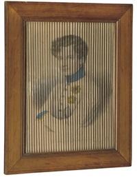 napoleon i, and le duc de reichstadt, napoleon ii (by de becquet) by aubert