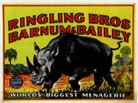 ringling bros and barnum & bailey, world's biggest menagerie by bill bailey